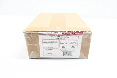 (NEW HATCH GC150-MLT-HXCA-K QUAD VOLT MH BALLAST KIT 150W 120/240V-AC)