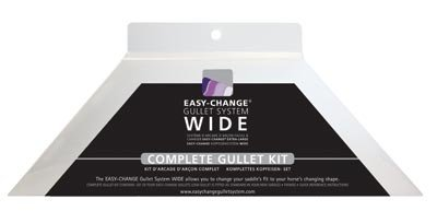 Easy-Change Gullet System Wide Complete Kit Easy Change Gullet System