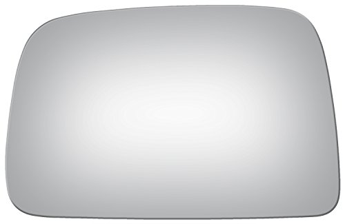 Burco 2703 Flat Driver Side Manual Replacement Mirror Glass for 95-00 Toyota Tacoma (1995, 1996, 1997, 1998, 1999, 2000)