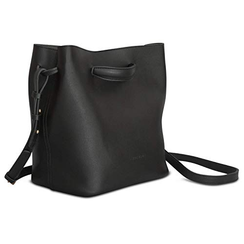 Bucket Bag Women Black-Expatrié