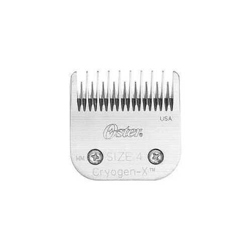 Oster Products DOS78919136 CryogenX A5 Skip Tooth Clipper Blade Dog Grooming Tools, Size 4