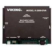 VIKING ELECTRONICS MULTI IMPUT VOICE ALARM DIALER / K-2000-DVA /