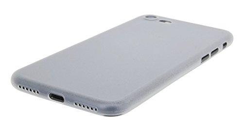 Iphone 7 PLUS // Dezente 0,2mm Ultra Dünne Harschale Hülle Schutz Cover Case Etui TPU Bumper Zubehör in Transparent @ Energmix