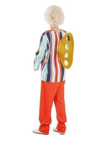 54a6100b8 DISBACANAL Disfraz de Muñeco de Cuerda para Hombre - Único, L ...