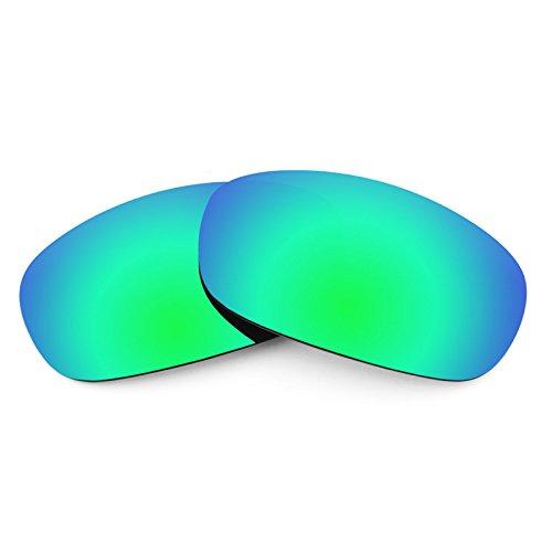 Lentes múltiples para Opciones de Elite Polarizados Verde Mirrorshield — repuesto Costa Rogue Brine Revant d4w8qtw