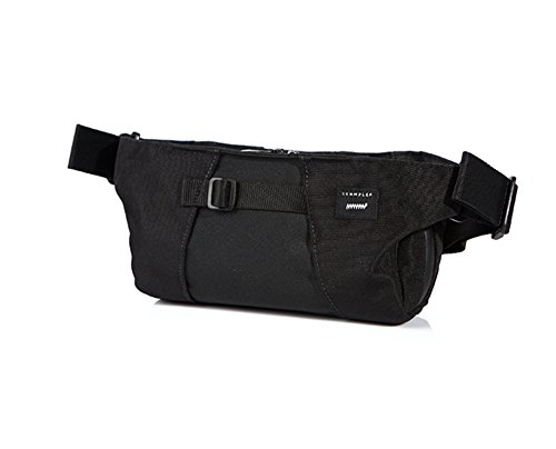 Crumpler The DEE Why Heist waist pack(Black) by Crumpler