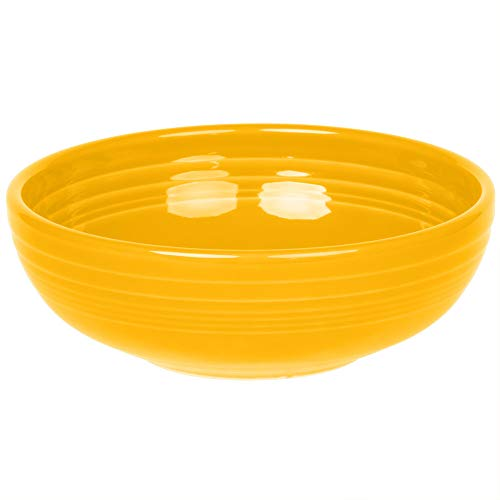 Homer Laughlin 1458-342 Fiesta Medium 38 oz Bistro Bowl Daffodil from Homer Laughlin
