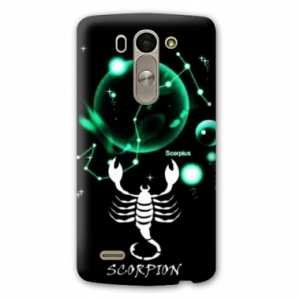 Amazon.com: Case Carcasa LG K10 signe zodiaque - - Scorpion ...
