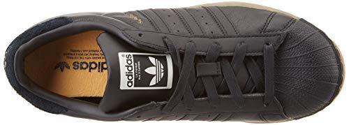 Adidas Mujer Superstar negbás W Para Zapatillas negbás 000 gum4 Multicolor Hxr6HI