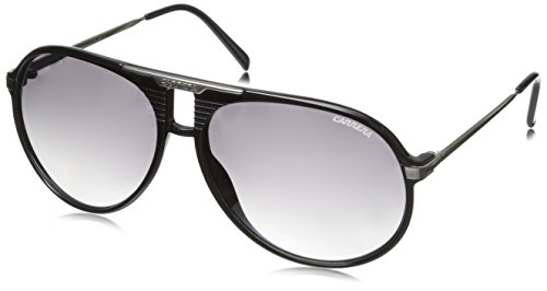 Carrera 56 RMG/IC Black Palladium/Grey Gradient Men's Aviator Sunglasses Size - Sunglasses Shield Carrera