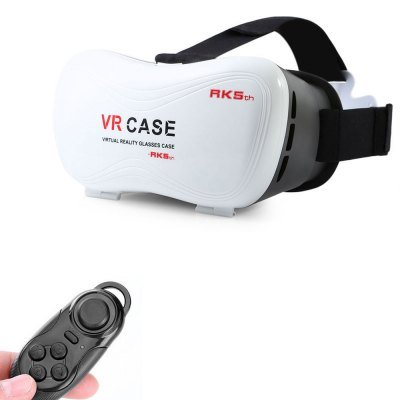 VR CASE RK5th 3D Virtual Reality Glasses for 4.0 6.0 inch Smartphones