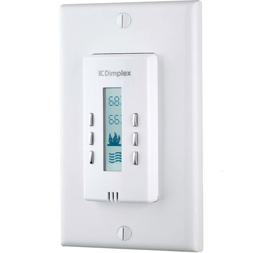 Dimplex WRCPF-KIT Multi-Function Wall Switch Remote Control, White
