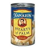 Napoleon Hearts of Palm, Whole, 14.5 oz