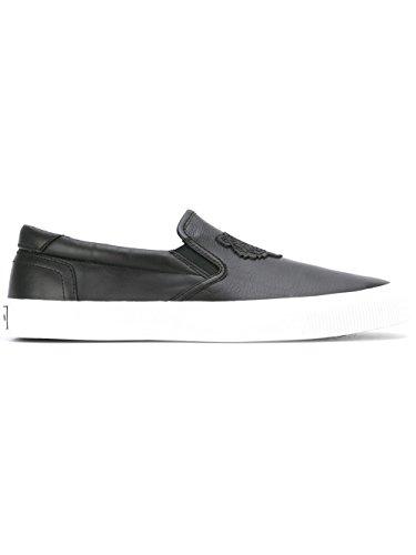kenzo-mens-m55821h16velvet-black-leather-slip-on-sneakers