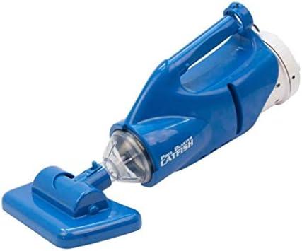 Catfish Pool Blaster Aspirador de batería para suelo de piscina ...