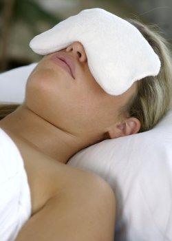 Moist Heat Therapy Warming Eye Pillow
