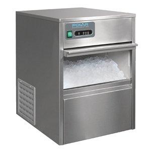 Instalación Sottobanco máquina del Hielo 20 kg salida - Cocina Comercial restaurante café bar restaurante fabbricatore de hielo máquina: Amazon.es: Grandes ...