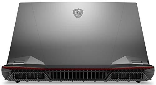 "MSI GT76 Titan DT-039 Enthusiast (i9-9900K, 128GB RAM, 2X 1TB NVMe SSD + 2TB SSHD, NVIDIA RTX 2080 8GB, 17.3"" 4K UHD, Windows 10 Pro) VR Ready Gaming Notebook"
