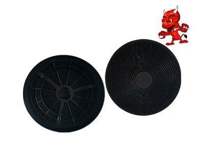 Set aktivkohlefilter fettfilter kohlefilter filter für