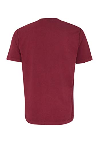 shirt Rouge Homme T Camel Active nxfHwE