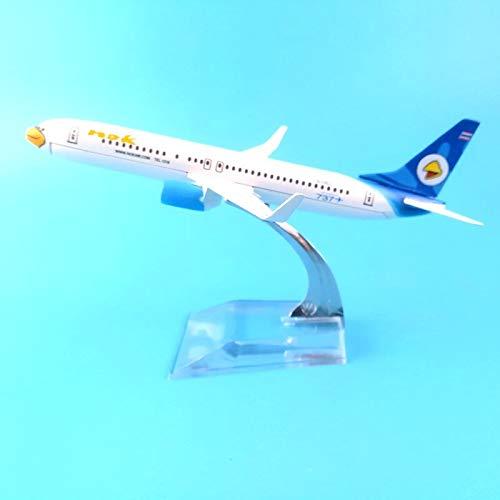 Greensun AIR Passenger Plane 737 NOK Aircraft Model Model Plane Simulation 16 Alloy Christmas Toys Gifts Children