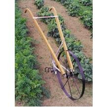 Earthway Slicing Hoe Attachment for 6500W Kentucky-Type Excessive Wheel Cultivator