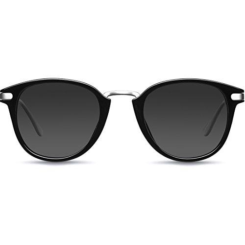 fec8bd4778 Meller Bioko Tutzetae Carbon UV400 Polarised Unisex Sunglasses 80% OFF