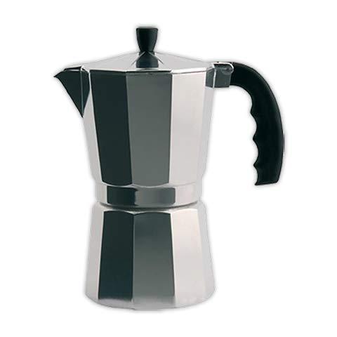 Cafetera italiana ORBEGOZO KF1200 | ORBEGOZO 12 tazas Vitro Gas Electrico
