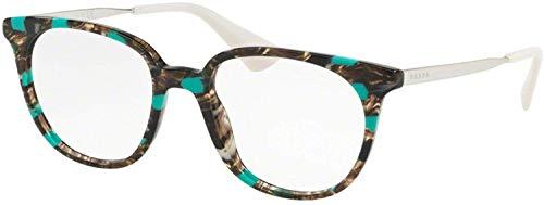 Prada Women's PR 13UVF Eyeglasses 52mm