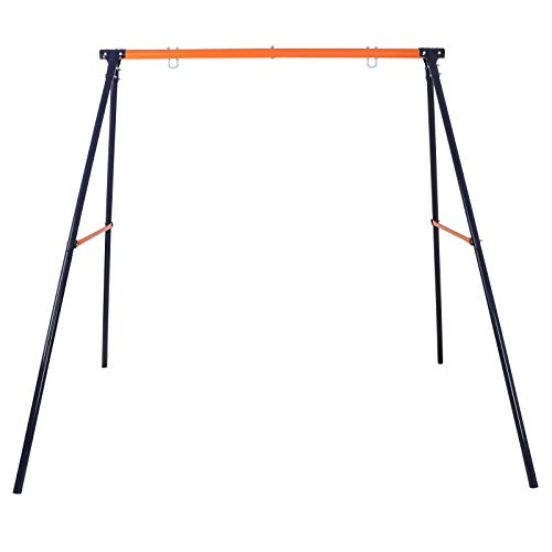 LEMY Large Heavy Duty All-Steel Swing Frame 70.9