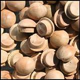 WIDGETCO 5/16'' Cherry Button Top Wood Plugs(QTY 5,000)