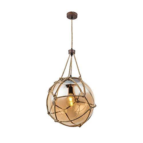 Globo Tiko - Lámpara de techo, color negro: Amazon.es ...