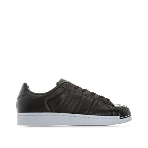adidas Originals Women's Superstar 80S Metal Toe Trainers US7 Black by adidas Originals