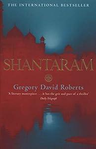 Paperback Shantaram Book