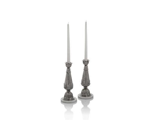 Michael Aram Series Palace Candle Holders S/2