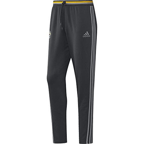 Juventus Oscuro S Pantalones Gris Hombre Adidas Gris gwPAAxW5qC