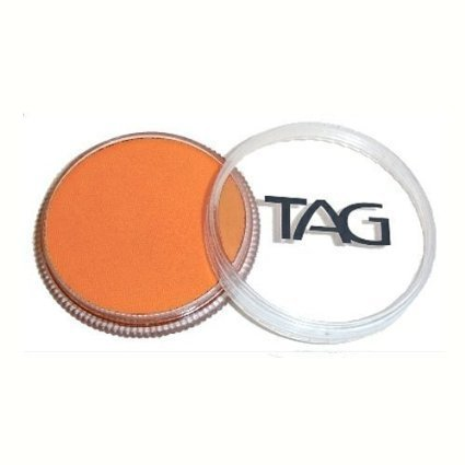 TAG Face Paints - Orange (32 gm) by TAG Body Art -