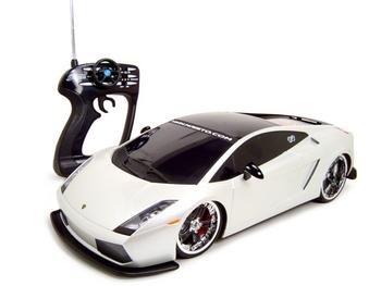 Amazon Com Remote Control Lamborghini Gallardo White Rc Car