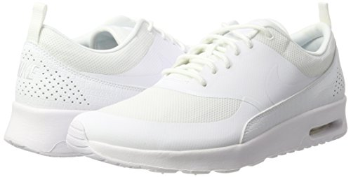 Mujer Blanco Para Zapatillas Thea Air Nike Max RqYvvX