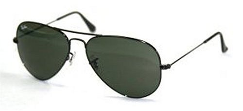 5476e39376f Ray-Ban RB3025 Aviator Large Metal Non-Polarized Sunglasses