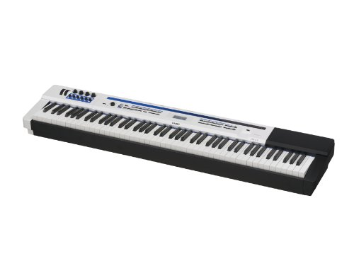 casio inc px5s 88 key privia pro digital stage piano with import it all. Black Bedroom Furniture Sets. Home Design Ideas