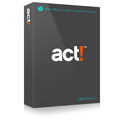Lotus Notes 7 Download (Act! v17 Premium - Single User - Direct from Manufacturer [Online)