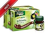 BRAND'S Junior Essence of Chicken Essence of Chicken Triple A Formula Choco lava flavor net wt. 1.48 Oz or 42 ml. 2 boxes (12 bottle/boxes)