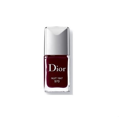 - Christian Dior Vernis Nail Polish 970 Nuit 1947 Night