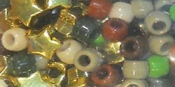 Sulyn Clubhouse Crafts Bead Mix: Camouflage ()