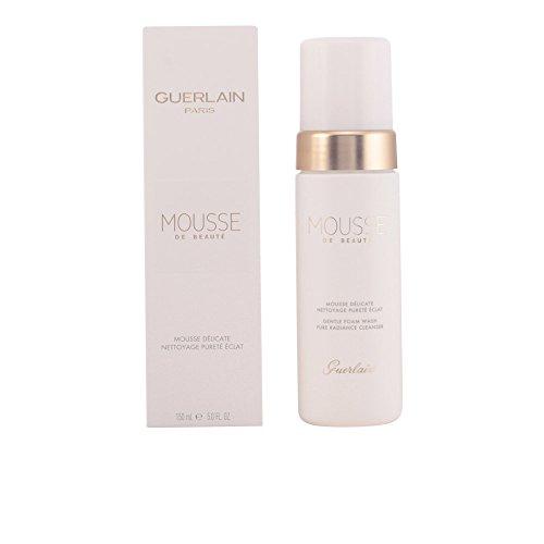 - Guerlain Pure Radiance Cleanser Mousse De Beaute Gentle Foam Wash, 5.0 Ounce