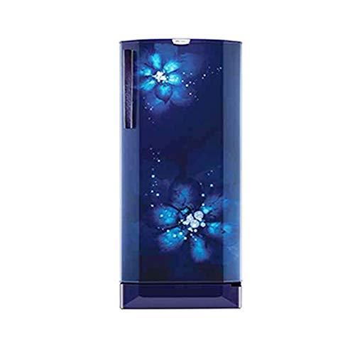 Godrej 210 L 3 Star Direct Cool Single Door Refrigerator  RD EDGEPRO 225C 33 TAF ZN BL, Zen Blue