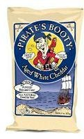 Pirate Brands Pirates Booty, Aged White Cheddar, 4 oz Bags