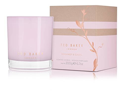 Home Fragrance by Ted Baker Bergamot & Cassis Candle