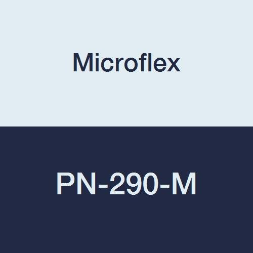 Microflex PN-290-M Performance Series Exam Gloves, Nitrile, PF, Latex-Free, Textured Fingers, Blue, Medium, 200 per Box, 10 Box per Case (Pack of -